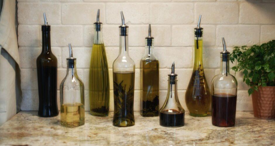 różne oliwy