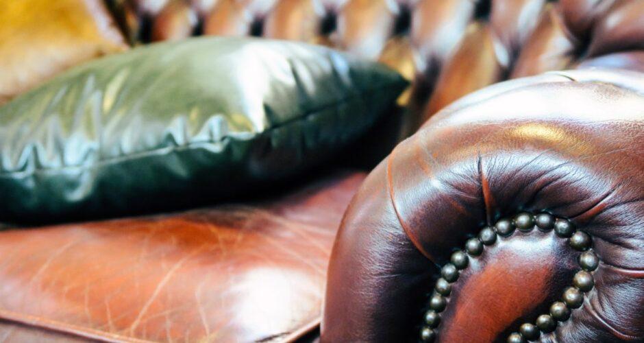 armchair brown